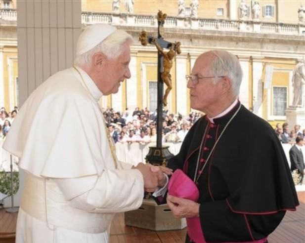 Image result for archbishop michael sheehan
