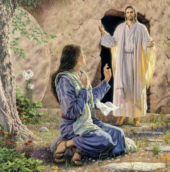 mary and her relationship with jesus