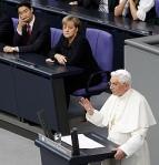 Речь Папы Бенедикта к немецкому Парламенту