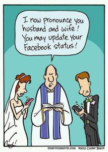 Facebook-Wedding-Cartoon
