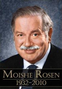 Moishe Rosen